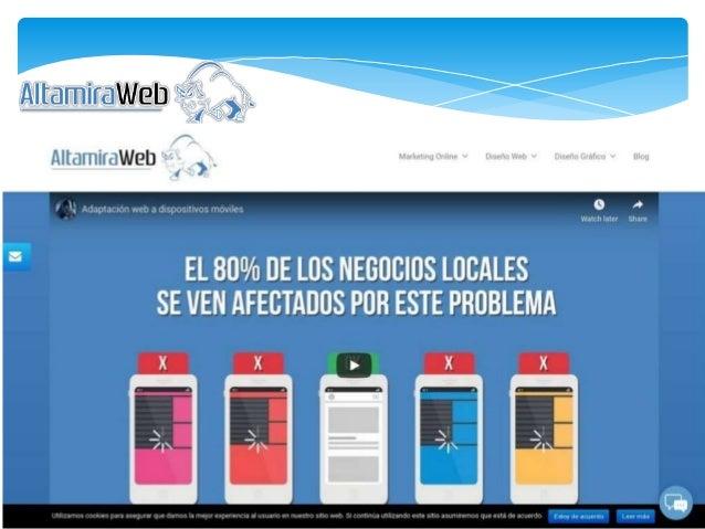 Altamiraweb Digital Marketing Agency Slide 2