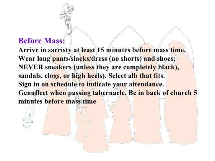 Altar server training st joseph parish before massarrive altavistaventures Gallery