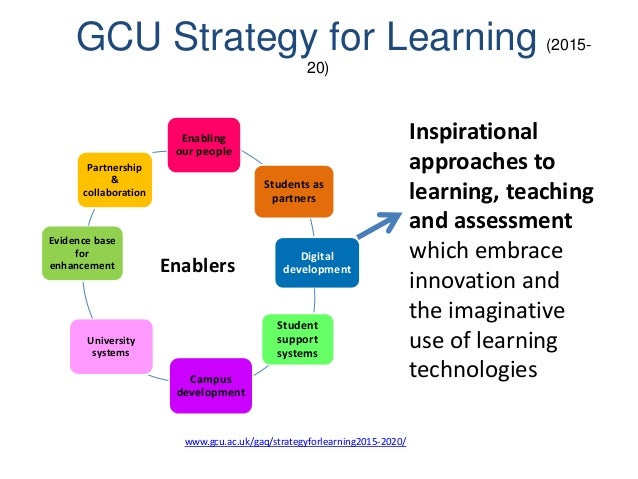 Inspirational approaches to learning, teaching and assessment which embrace innovation and the imaginative use of learning...