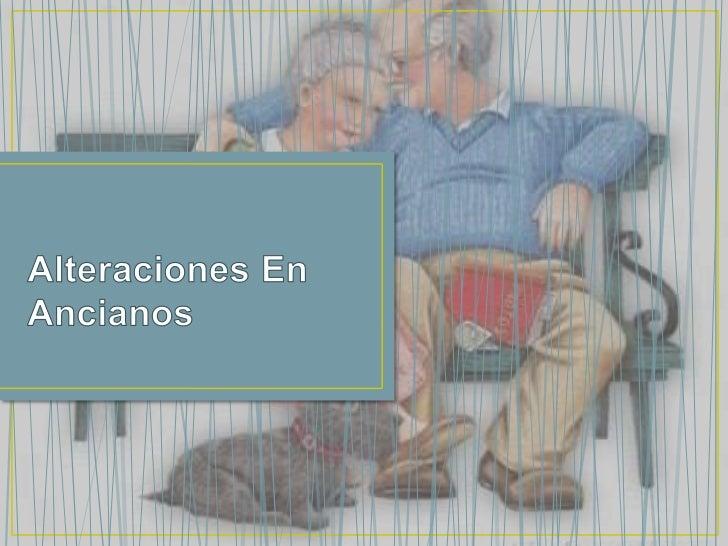 Prevalencia de los trastornospsiquiátricos del anciano.Demencia                        5,8%Delirium                       ...