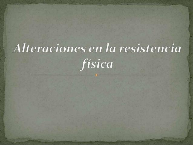 La resistencia muscular es la capacidad de un grupo demúsculos para generar contracciones repetidas contrauna carga.isomét...