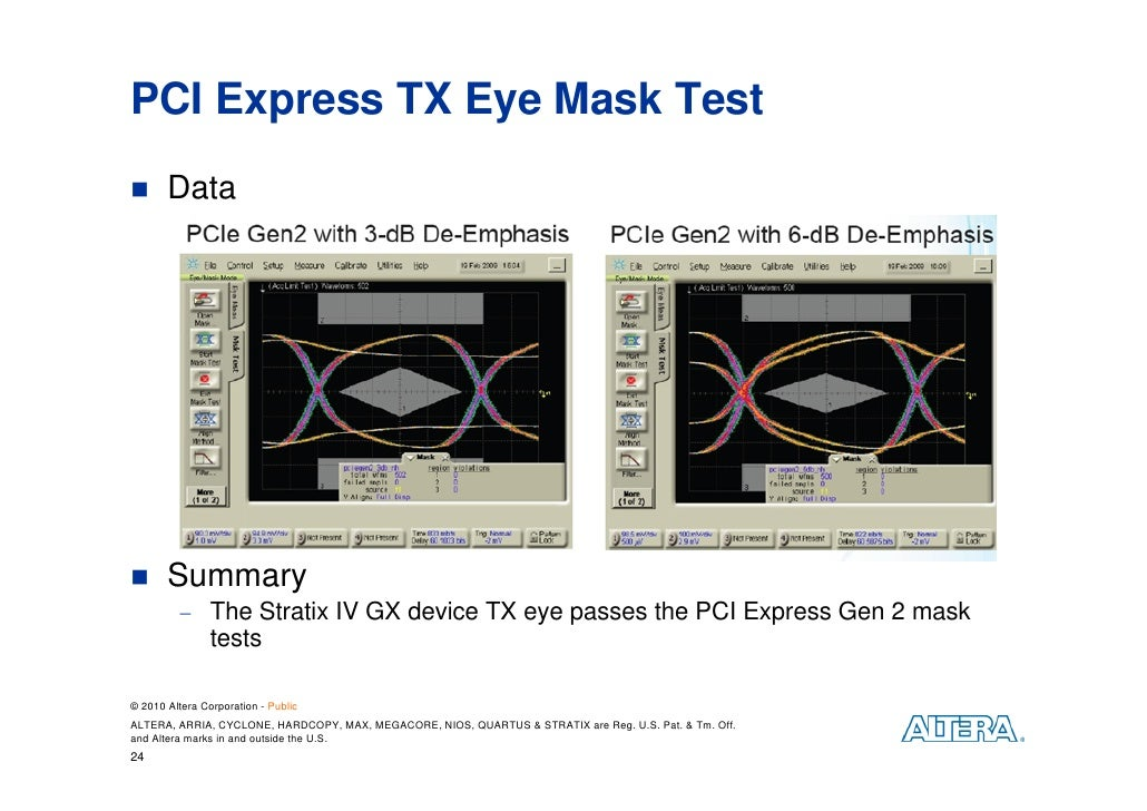 creating your own pci express system using fpgas embedded world 2010 pci express