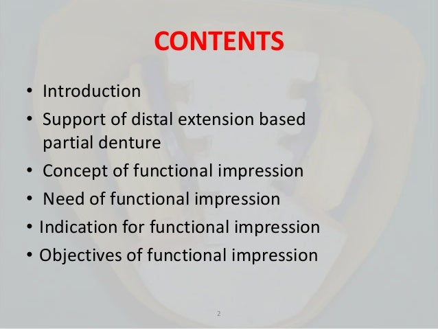 Altered Cast Technique - PowerPoint PPT Presentation