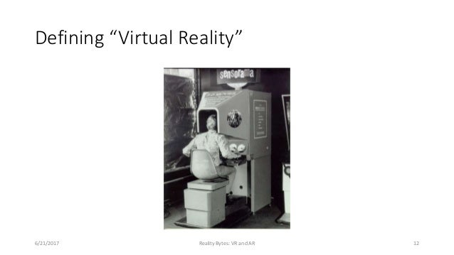 Utilizing VR and AR in the Library Space: