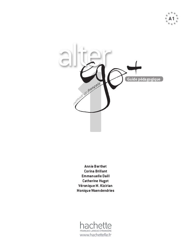 Alter ego 1_guide_pedagogique_pdf