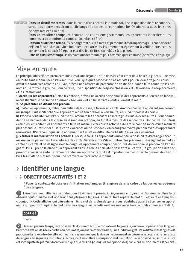 alter ego a2 guide pedagogique pdf
