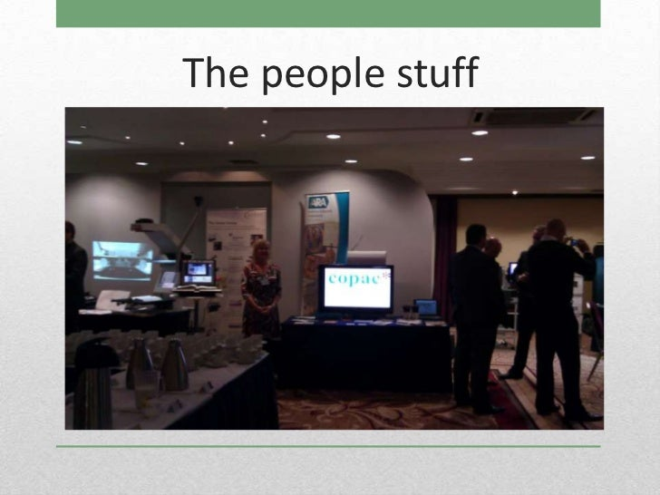 The People Stuff 15