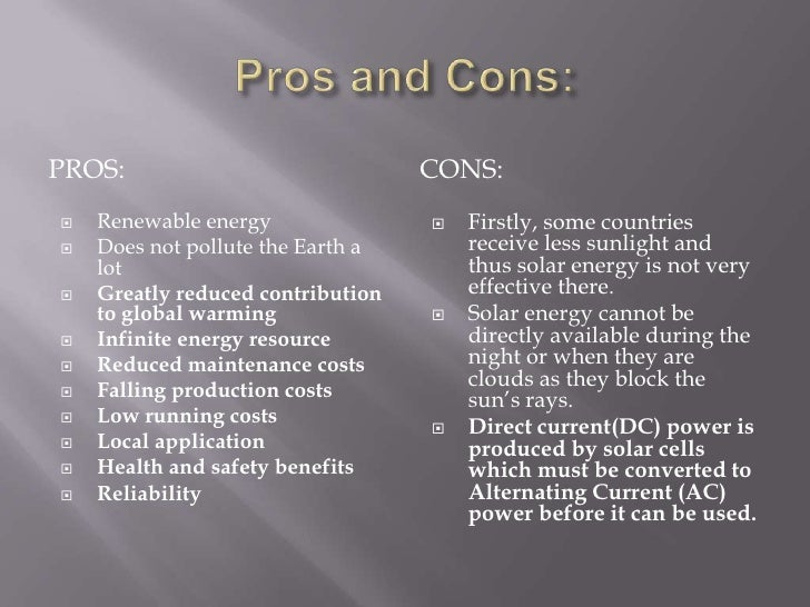 Pros cons nuclear power plants essay
