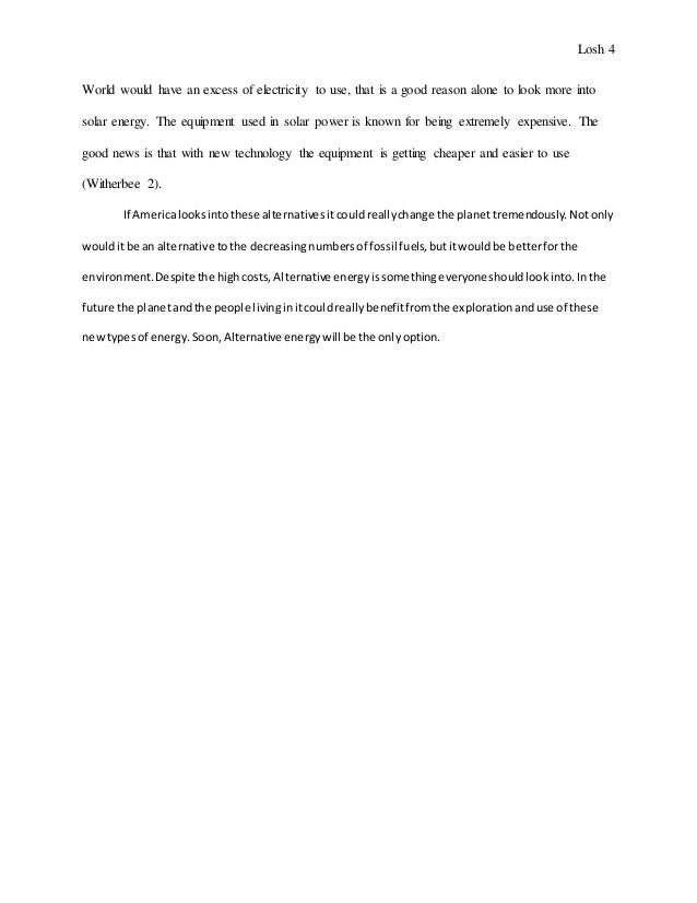 alternative energy research paper  4