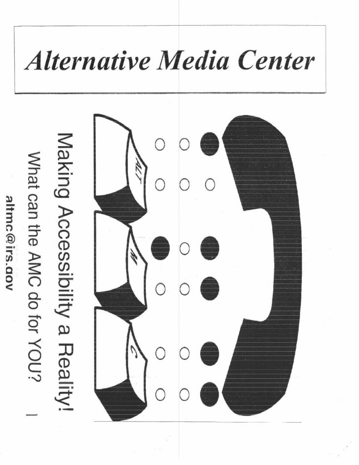 Alternative Media Guide: What is the Alternative Media