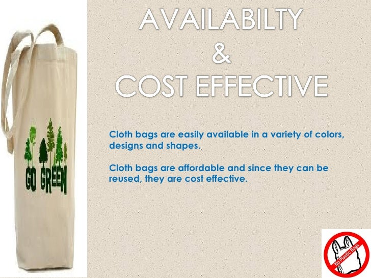 Alternatives of plastic bags by Green Yatra