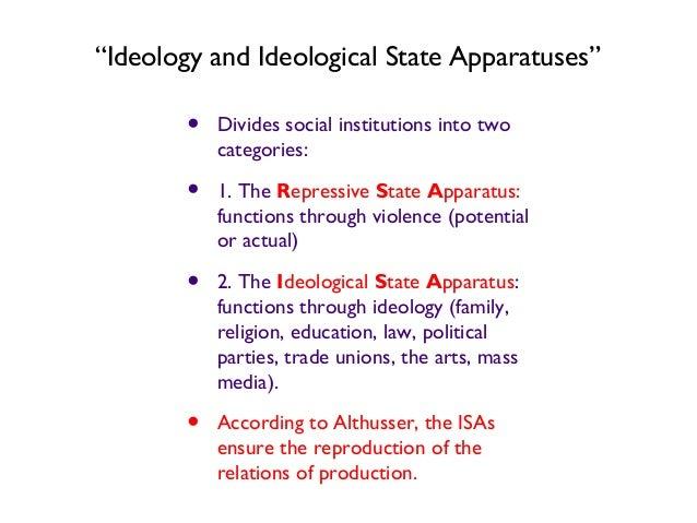 ideological essay