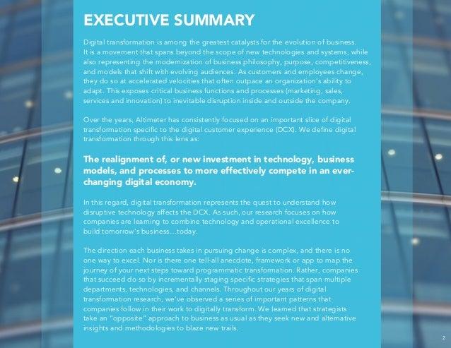 Eight Success Factors of Digital Transformation by Brian Solis Slide 2