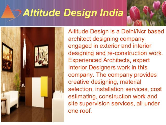 Welcome To Altitude Design India 2