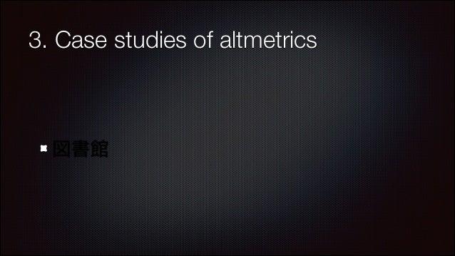altmetrics - measuring researc...
