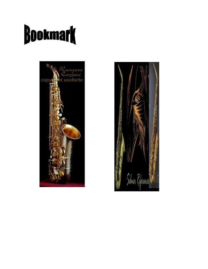 Alto Saxophone Site