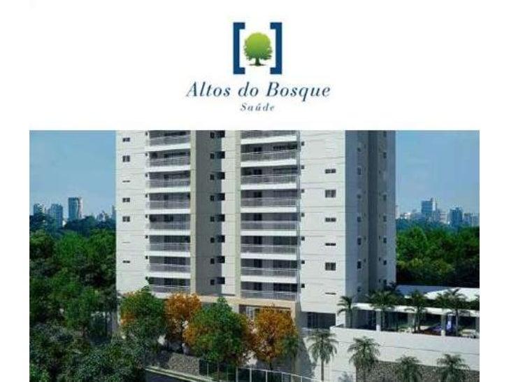 Altos Do Bosque http://arrobacasa.com.br/altos-do-bosqueAltos Do Bosque - Saude, Apto 127 à 208 m²  3 à 4 dorm 3 Vagas Rua...