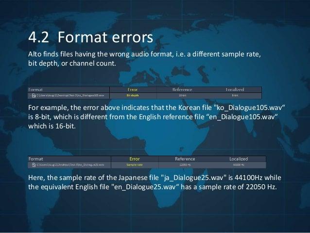 Alto Workflow Overview (version 2 0)