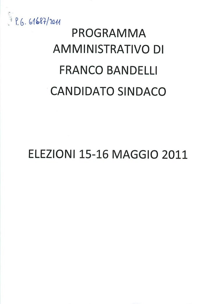 Altra ts bandellisindaco_programma_bilancio