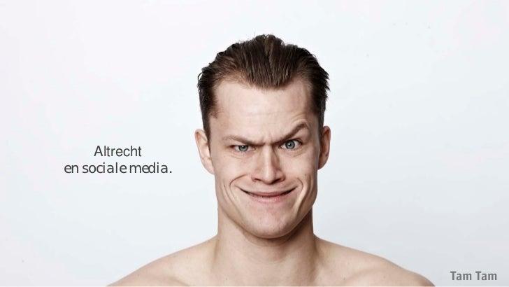 Altrechten sociale media.