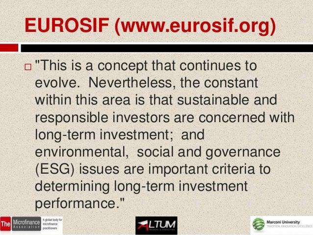 Ethical finance   Turning point from traditional banking    to disintermediation and innovative    finance may have occur...