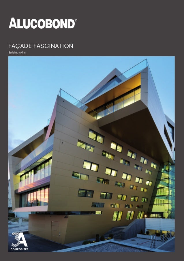 Alucobond Fa 231 Ade Fascination
