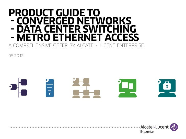 LAN     PRODUCT GUIDE TO                                 Shield     - CONVERGED NETWORKS     - DATA CENTER SWITCHING     -...