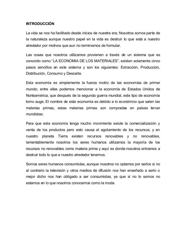 ENSAYO SOBRE LA SOCIEDAD Y CONSUMISMO. Slide 2