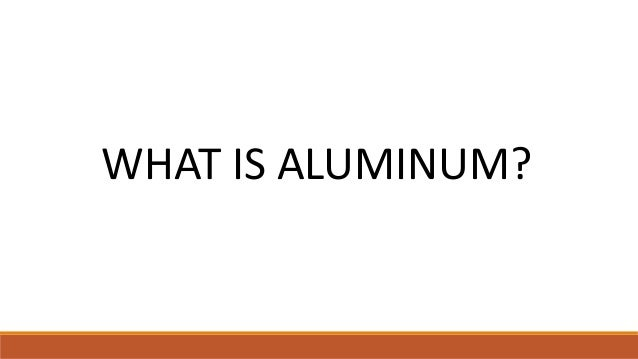 Aluminum Of Periodic Table Of Elements