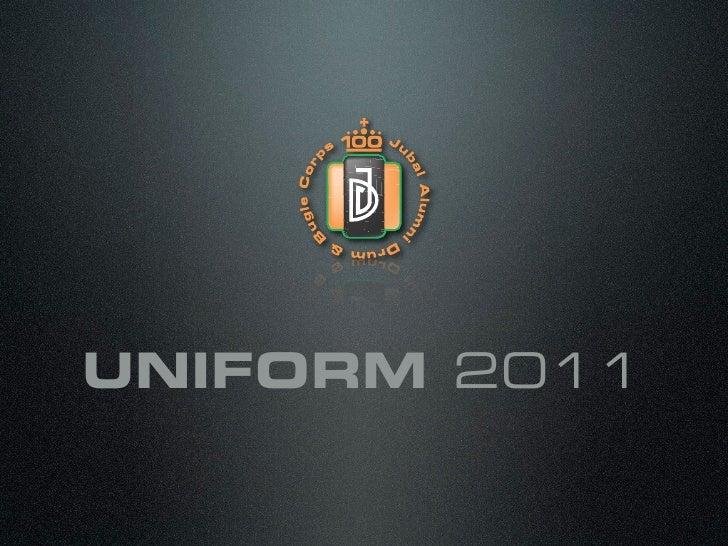 UNIFORM 2011