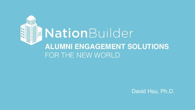 David Hsu, Ph.D.
