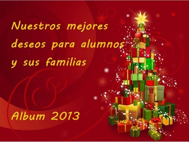 Alumnos 2013 album