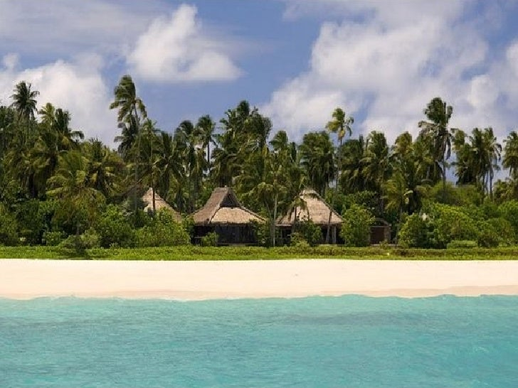 A Luxury Private Island In The Seychelles Slide 2