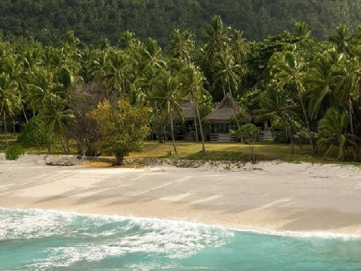 A Luxury Private Island In The Seychelles Slide 3