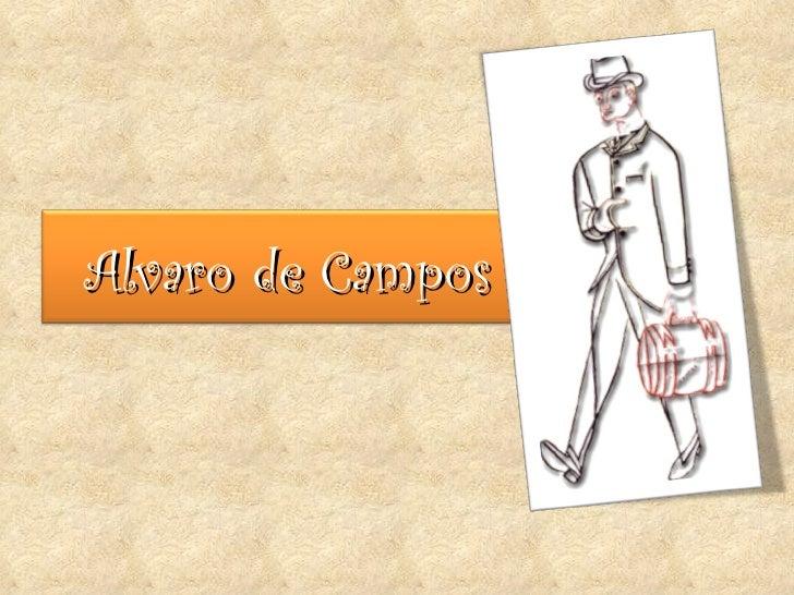 Alvaro de Campos
