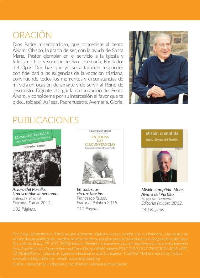 Álvaro del Portillo: Una semblanza personal (Persona y cultura)