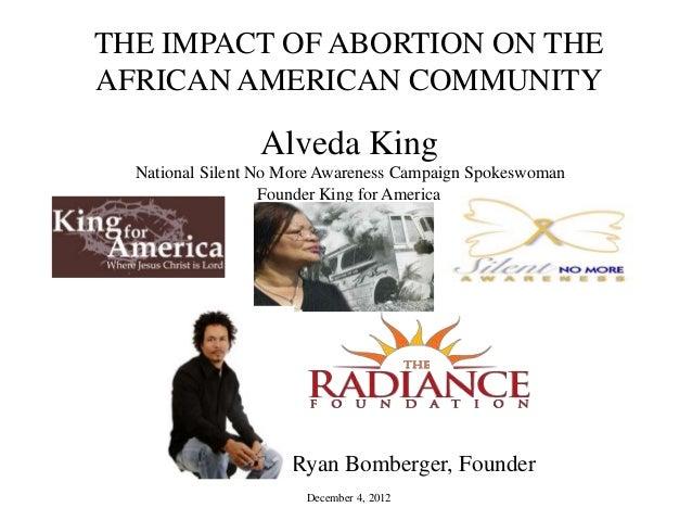 Black & African American Communities and Mental Health
