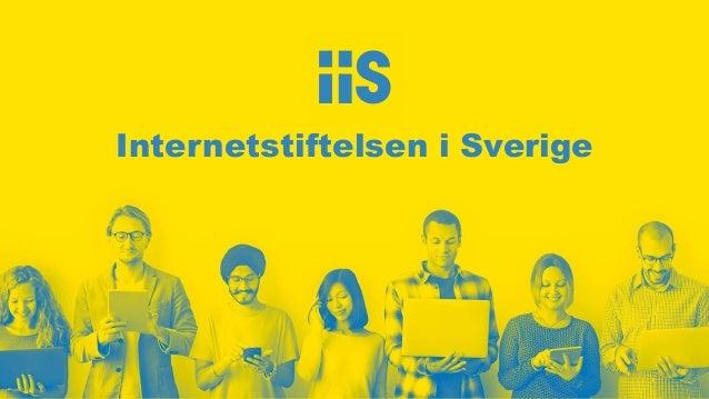 Internetstiftelsen i Sverige