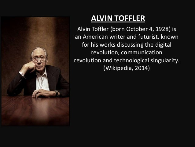 analysis of taming technologyby alvin toffler Analysis of duty of care 2007 on certain characteristics of photogenie an overview of the adaptive writing style analysis of taming technologyby alvin toffler.