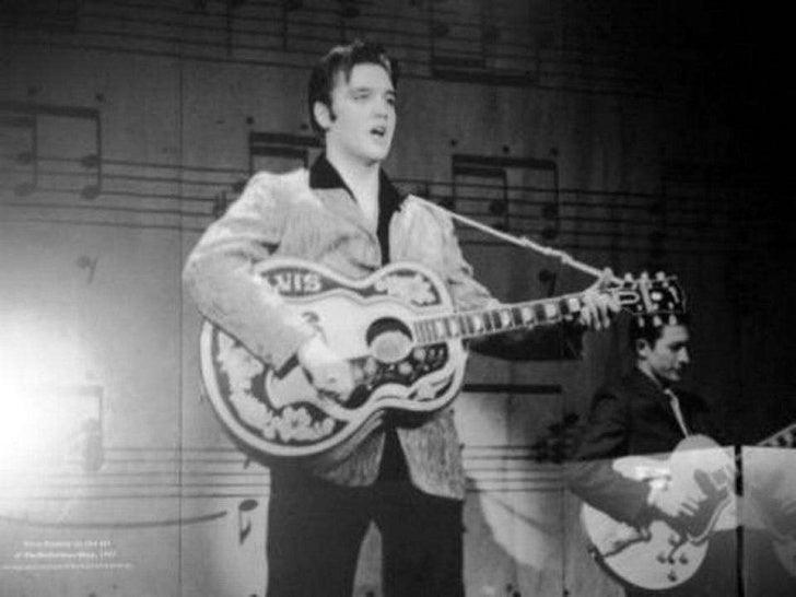 Always on my mind:  In memory of Elvis Presley & nice music 'always on my mind' Slide 3
