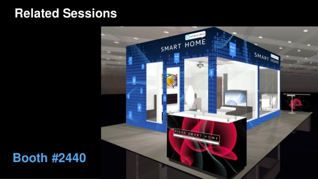 Related Sessions Booth #2440