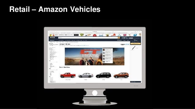 Retail – Amazon Vehicles