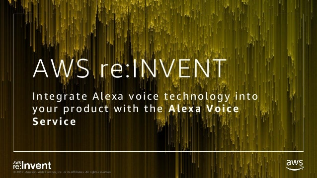 ALX202_Integrate Alexa voice technology into your product