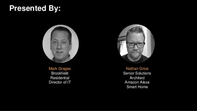 AWS re:Invent 2016: Voice-enabling Your Home and Devices with Amazon Alexa and AWS IoT (ALX307) Slide 2
