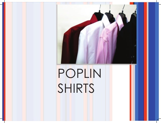 POPLIN SHIRTS 47