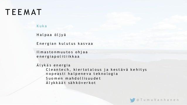Älykäs Energia 2015 Slide 3
