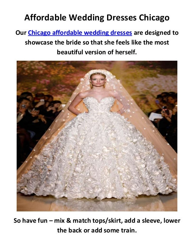 Alyssa Kristin Affordable Wedding Dresses in Chicago, IL