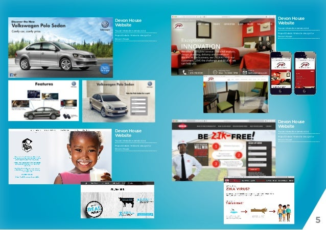 5 Devon House Website Toucan Interactive Jamaica Ltd. Project Details: Website design for Devon House Devon House Website ...