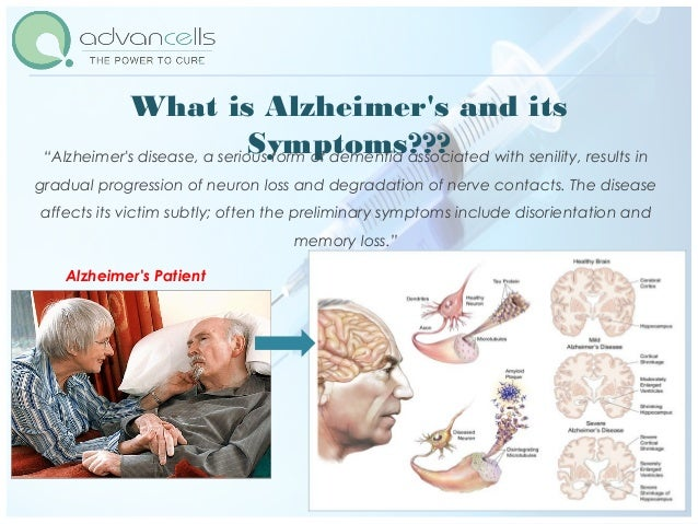 What is Alzheimer's and its Symptoms???Signs Of Normal Change vs. Early Alzheimer's Symptoms Normal Early Alzheimer's Dise...