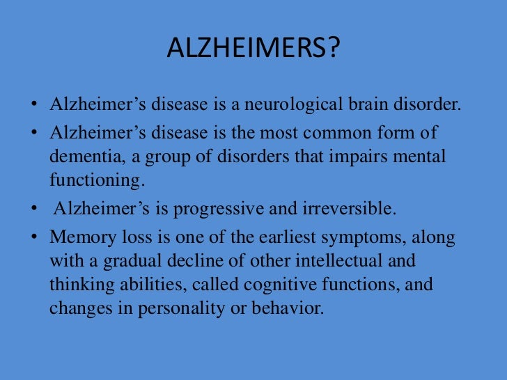 studying of alzheimer s disease Washington, dc — want to protect against the effects of alzheimer's learn another language that's the takeaway from recent brain research, which shows that bilingual people's brains function better and for longer after developing the disease.